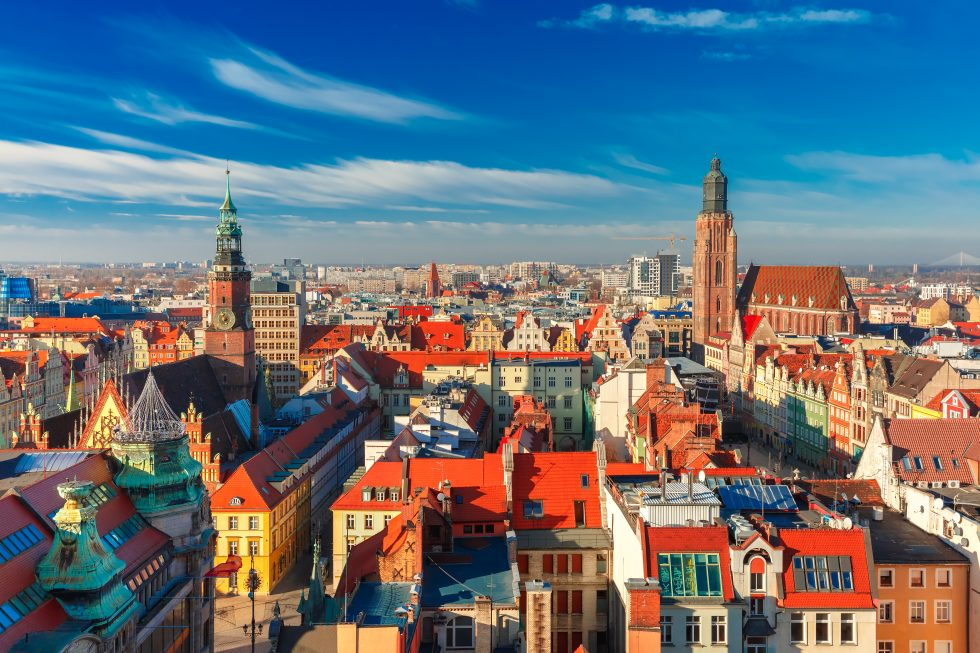 Three features of the Polish property market